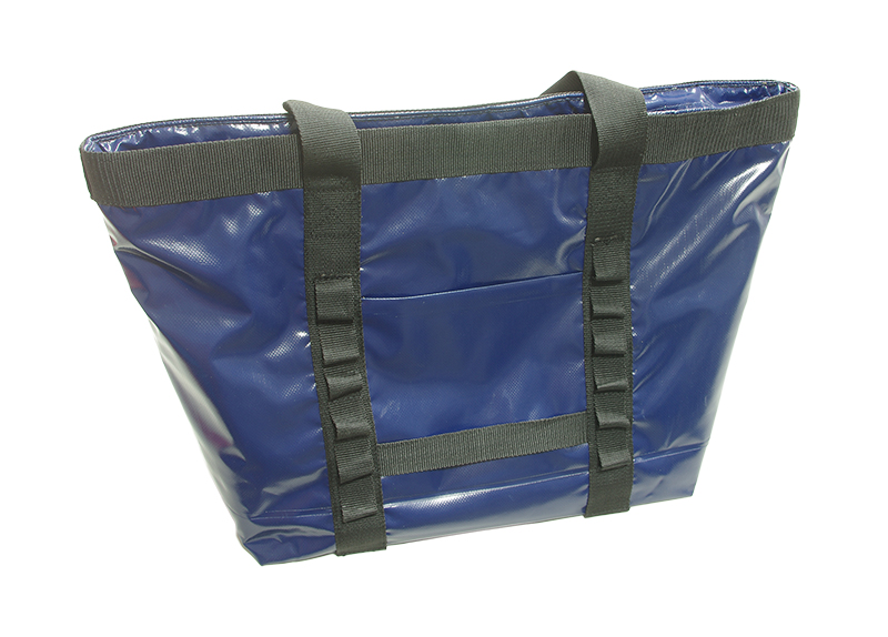 PVC net cloth refrigerated bag