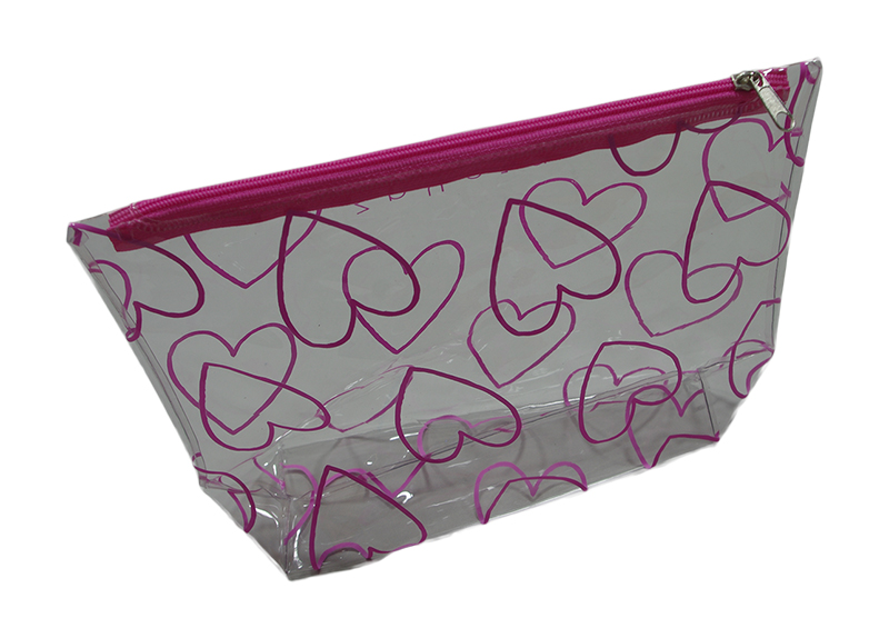 PVC make-up bag