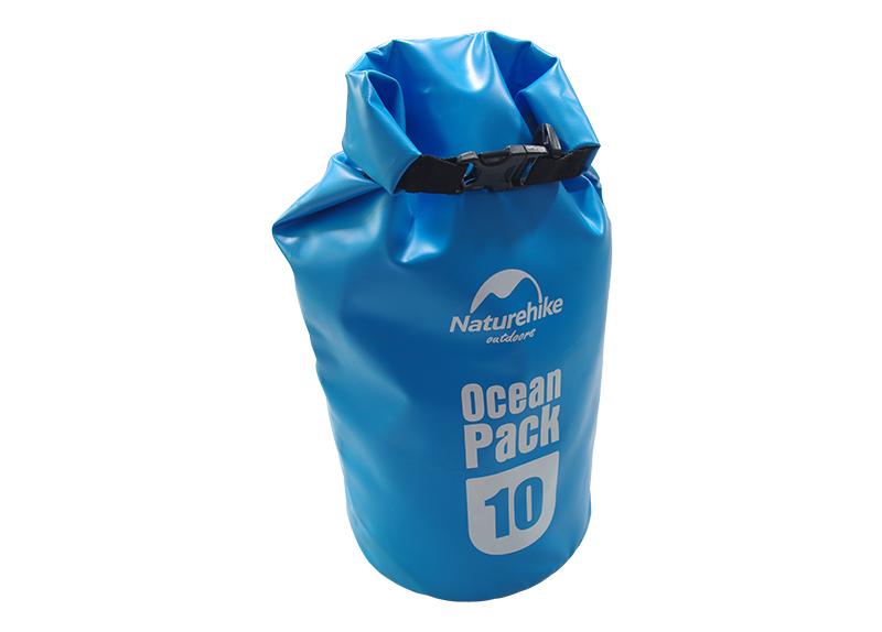 Waterproof knapsack