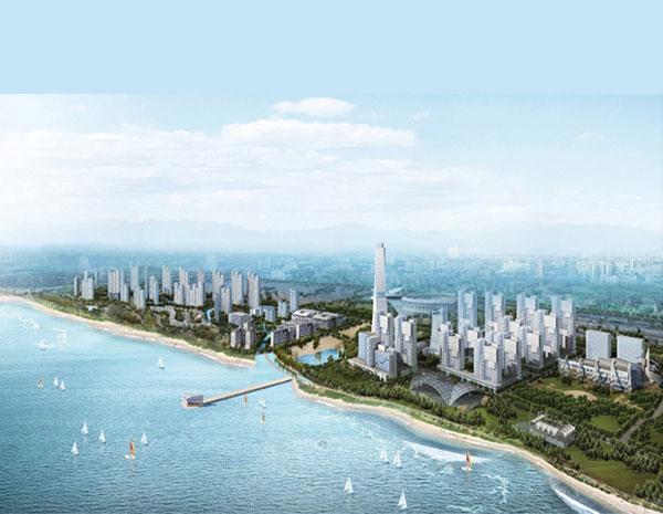 秦皇岛金梦海湾2号、3号地块项目
