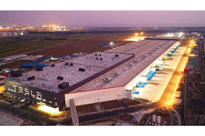 上海特斯拉超级工厂