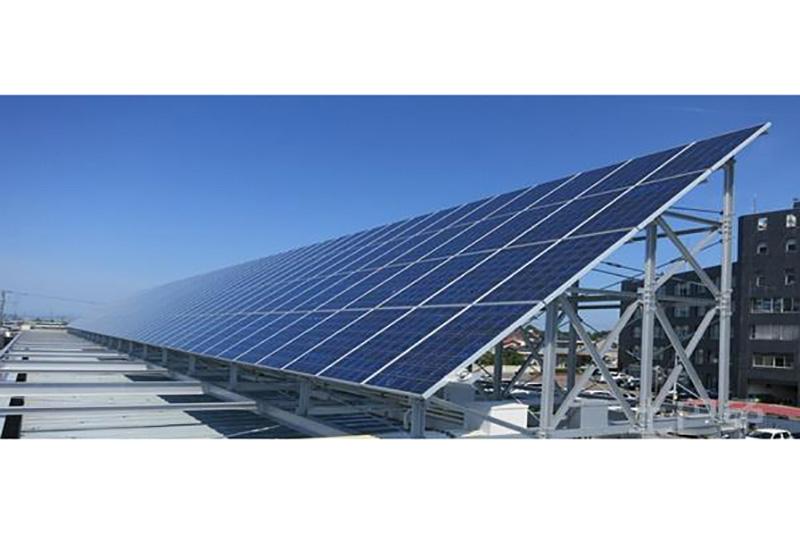 通州湾5GW光伏电池工程