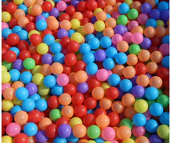 进口材料海洋球