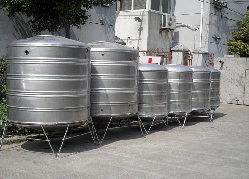 不锈钢储罐工程案例
