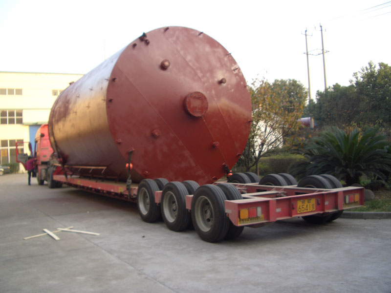 钢衬塑储罐工程案例