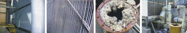 冷却水塔自动除垢系统