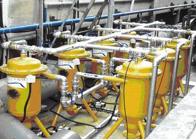 SRS冷却水塔清洗