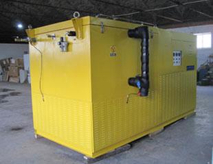 -60℃超低温油冷却系统
