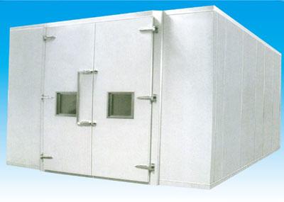 高低温步入式温(湿)度实验室