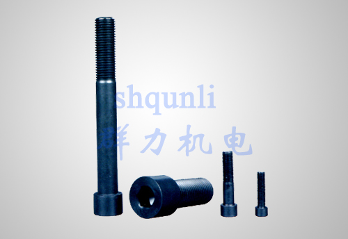 高强度内六角螺钉系列High strength inner hexagon screw series