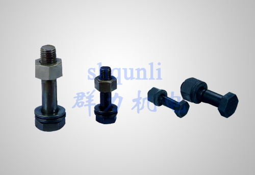 钢结构用—扭剪型高强度螺栓连接副Sets Of Torshear Type High Strength Bolts For Steel Structures