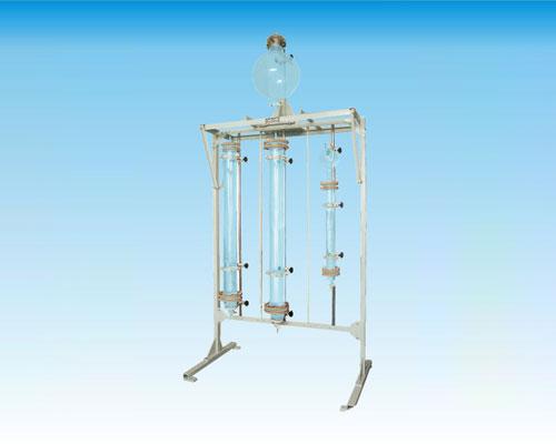 大型玻璃层析装置