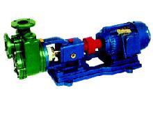ZXW型自吸耐腐蚀离心泵