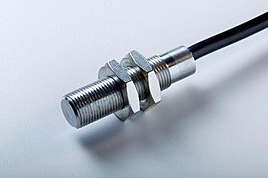 59075 不锈钢 M12 螺纹桶式传感器