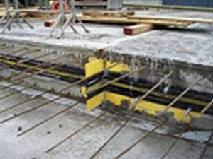 混凝土施工缝、后浇带专用防水产品-注浆式混凝土裂縫誘導帶