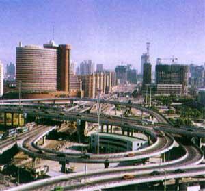用于上海高速公路