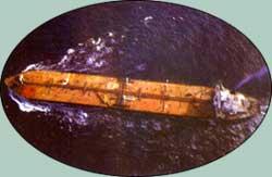 大型船舶船面敷料