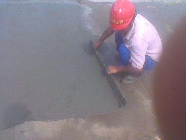 L型混凝土快速修补