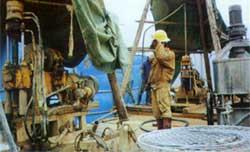 天勘水泥用于水库大坝除险加固注浆