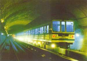用于地铁工程