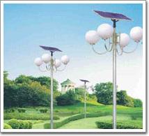 太阳能庭院灯YM01