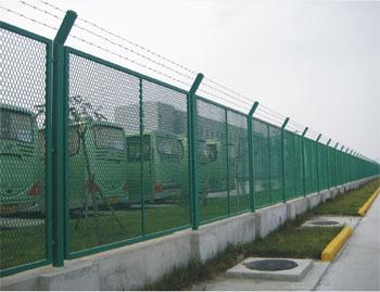 洋山港保税区护网