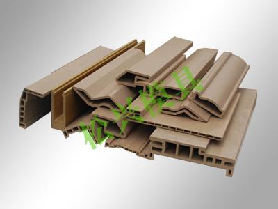 PVC木塑型材
