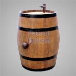 橡木酒桶袋