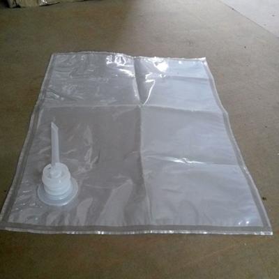 透明牛奶阀袋