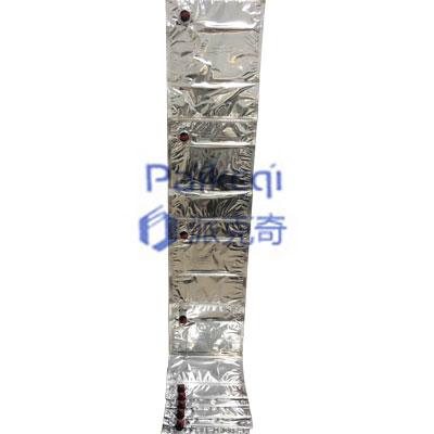 增强型高阻隔镀铝复合膜果汁连袋