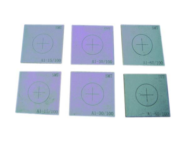 A1 型标准试片(50μm)