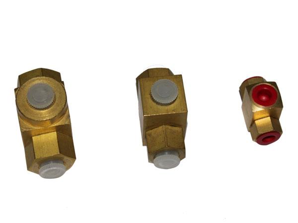 QS系列小口径梭阀