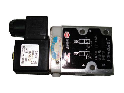 80200系列二位三通电磁阀