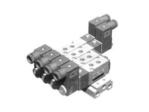 VFP1000系列电磁阀用汇流板