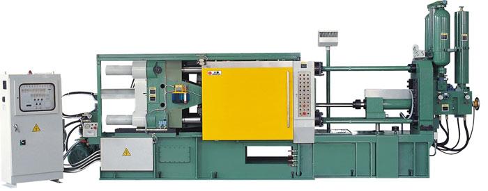 力劲500吨压铸机