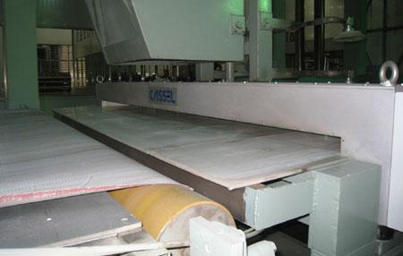 絕緣板金屬探測機