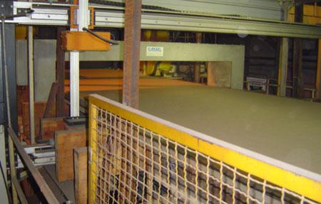 密度板金属检测机