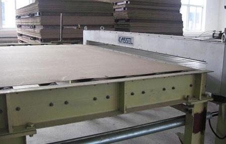 TU型絕緣紙板金屬探測機