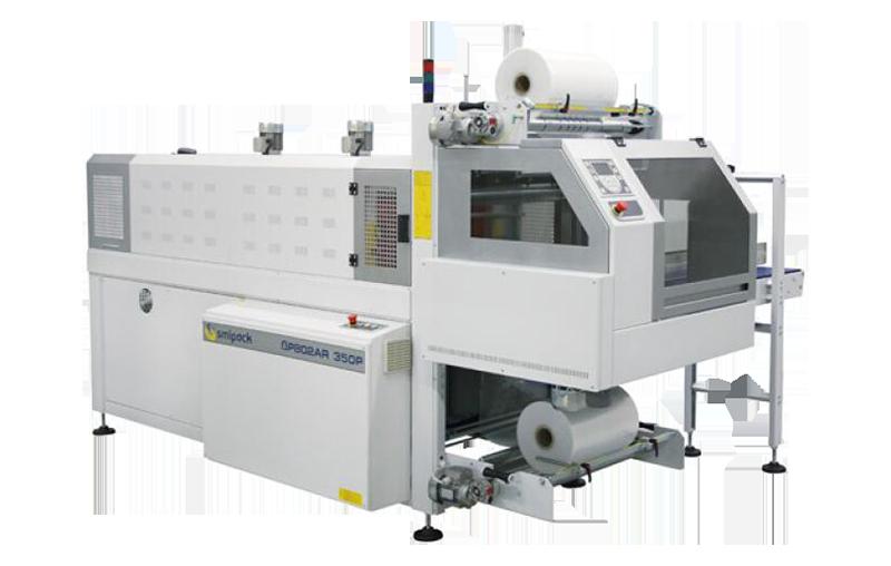 全自動直列式熱收縮膜包裝機
