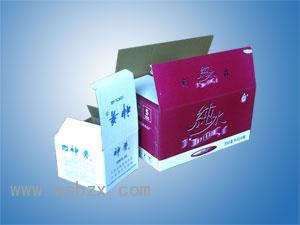 饮料集装盒