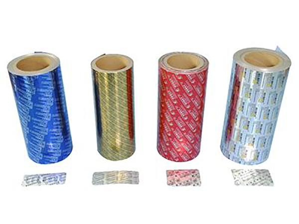 泡罩包装用铝箔