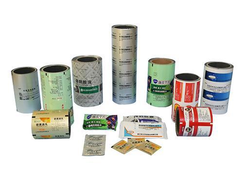 聚酯/铝/聚乙烯复合膜 PET - AL - LDPE