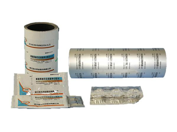 聚丙烯/铝/聚乙烯复合膜 BOPP - AL- LDPE
