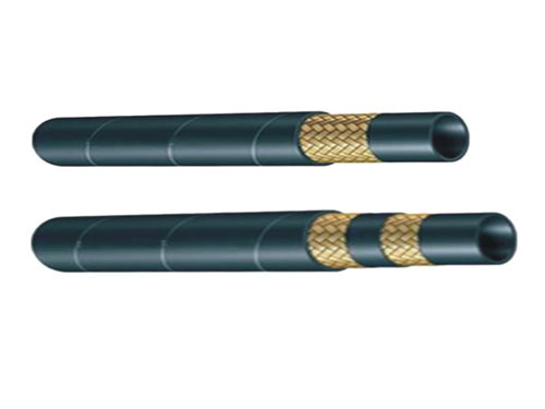 钢丝增强橡胶清洗管