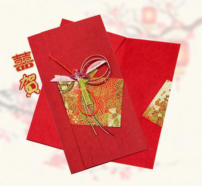 CT-02型礼金袋(红包)