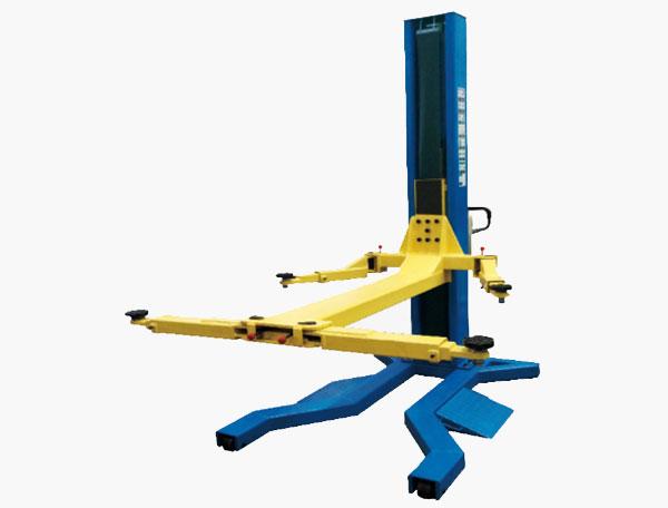 QJY-2.5-H 单柱液压移动式举升机