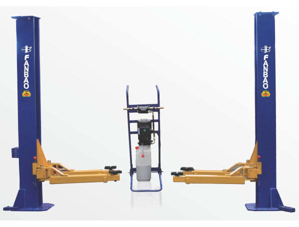 QJY3.0-E double column moving lifter