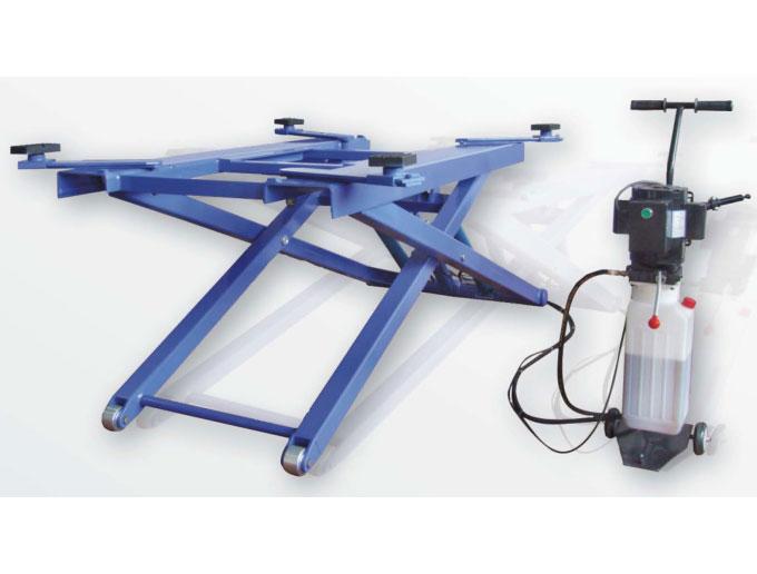 QJY-S3移动剪式举升机