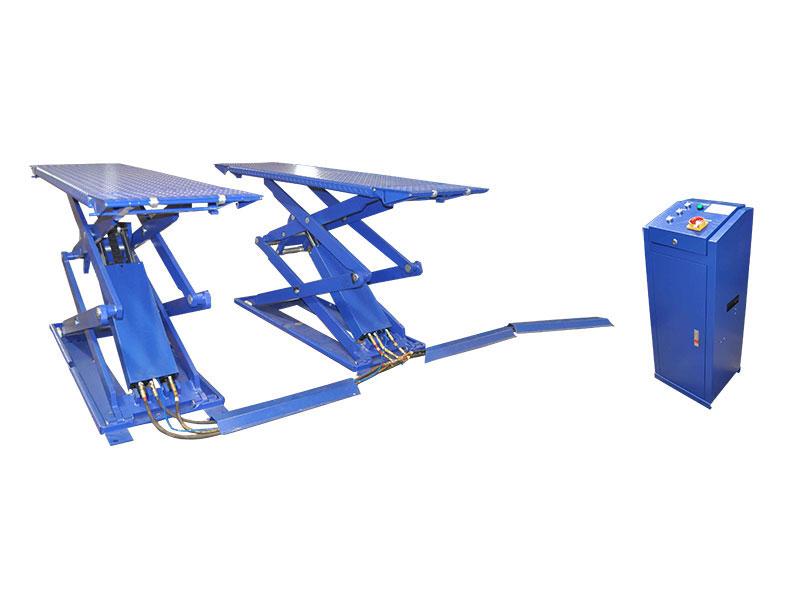 MFC-100 超薄小剪式举升机