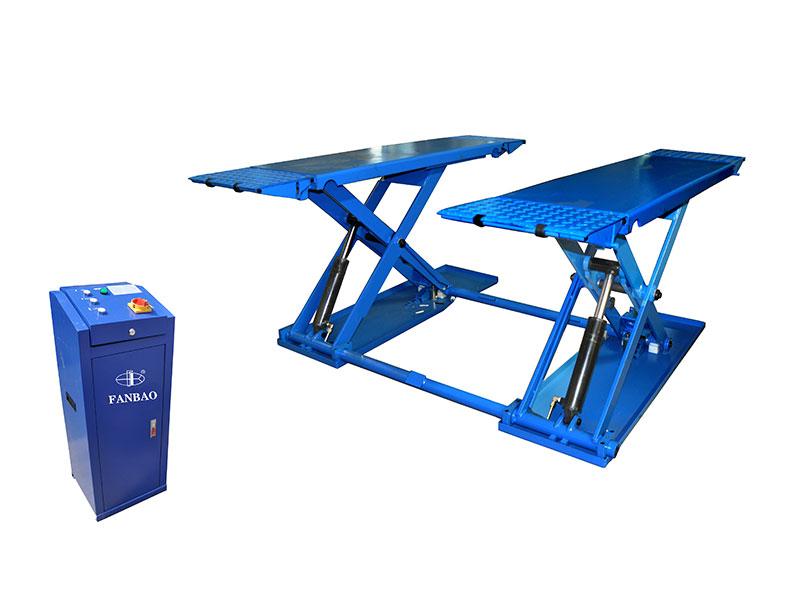 Scissor hydraulic lift—QJY-S2E